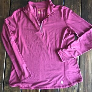 Women's CARHARTT Force Pullover